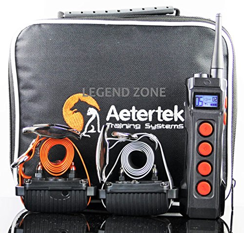 AETERTEK-AT-919C-2-DOG-1100-YARD-ULTRA-RANGE-REMOTE-TRAINING-SHOCK-COLLAR-WITH-AUTO-ANTI-BARKRECHARGEABLE-AND-WATERPROOF-0