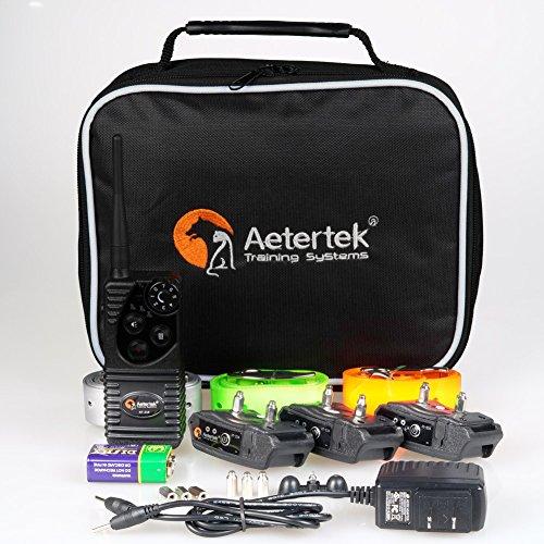Aetertek-At-216s-Rechargeable-Dog-Trainer-Submersible-Dog-Shock-Collar-550m-Remote-Dog-Pet-Electric-Shock-Control-3-Dog-Training-Anti-Bark-Shock-Collar-100-Waterproof-Dog-Bark-Collar-0-0