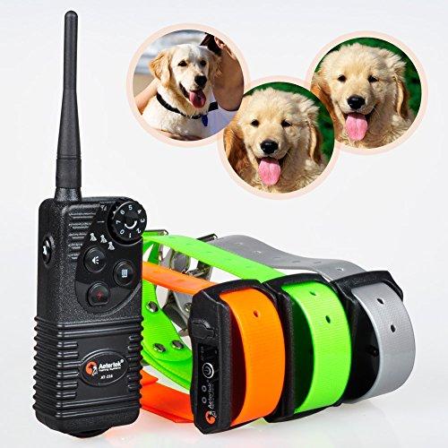 Aetertek-At-216s-Rechargeable-Dog-Trainer-Submersible-Dog-Shock-Collar-550m-Remote-Dog-Pet-Electric-Shock-Control-3-Dog-Training-Anti-Bark-Shock-Collar-100-Waterproof-Dog-Bark-Collar-0