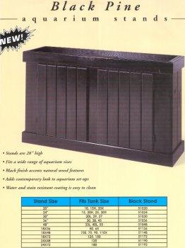All-Glass-Aquarium-AAG51020-Pine-Cabinet-20-Inch-0