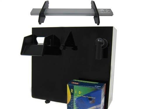 CPR-Aquatic-AquaFuge-2-Medium-Hang-on-Back-Refugium-w-Pump-LED-Light-Stand-0
