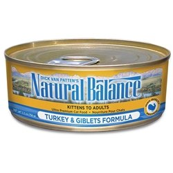 Dick-Van-Pattens-Natural-Balance-Turkey-and-Giblet-Canned-Cat-Food-Case-of-24-55-oz-0