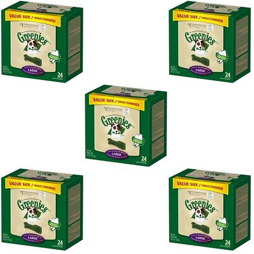 Greenies-Dental-Chews-Value-Size-Large-180oz5-x-36oz-Tubs-0