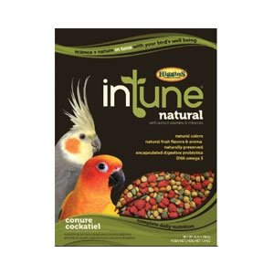HIGGINS-466252-Higg-Intune-Food-for-ConureCockatiel-40-Pound-0