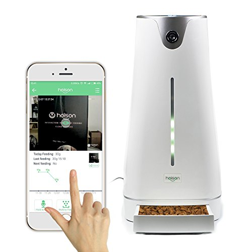 Hoison-Automatic-Pet-Feeder-Smartphone-Controlled-Feeder-for-Dog-and-Cat-Food-Portion-Programmable-Smart-LCD-Light-for-Android-and-iOS-0