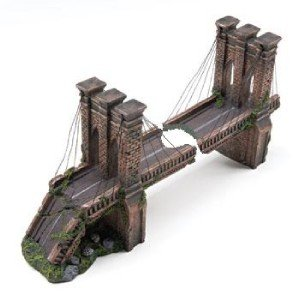 Huge-Brooklyn-Bridge-Fish-Tank-Decoration-0