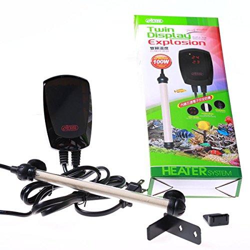 ISTA-Twin-Display-Thermostat-500W300W100W-Heater-50500-FISH-TANK-Salt-Water-0