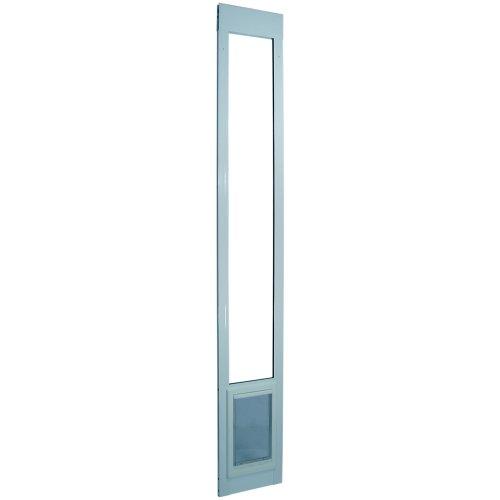 Ideal-Pet-Products-96-Inch-White-Patio-Door-with-Pet-Door-0