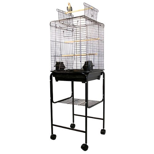 Kiko-Kondo-Playtop-Bird-Cage-16W-x-16D-x-51H-With-Stand-or-Without-or-Stand-Only-2-Colors-Available-0-0