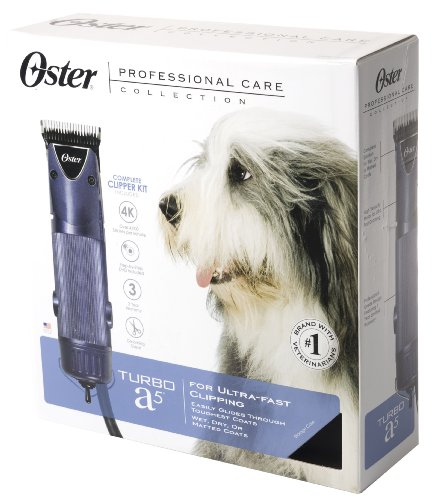 Oster-Professional-Care-A5-Turbo-2-Speed-Pet-Clipper-Kit-0-0