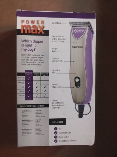 Oster-Professional-Series-Powermax-2-Speed-Pet-Grooming-Clippers-0-0