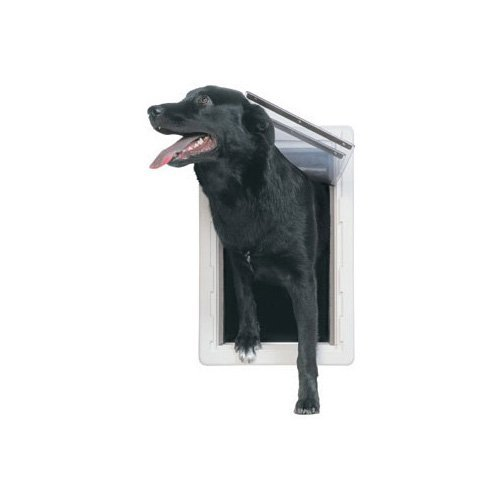 Perfect-Pet-The-All-Weather-Energy-Efficient-Medium-Dog-Door-with-7-14-Inch-by-13-Inch-Opening-0