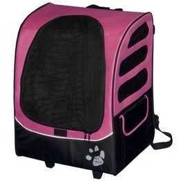 Pet-Gear-I-Go2-Plus-Traveler-Rolling-Backpack-Carrier-for-cats-and-dogs-Pink-0
