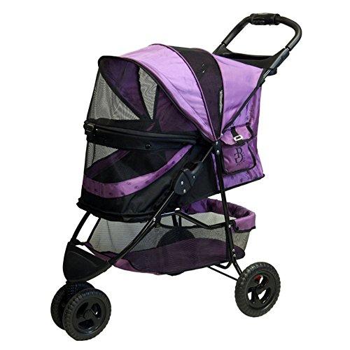 Pet-Gear-No-Zip-Special-Edition-Pet-Stroller-0