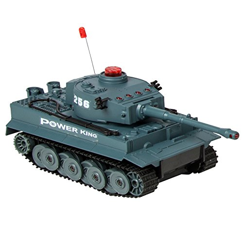 RC-Remote-Control-Battling-Tanks-Set-of-2-Full-Size-Infrared-Perfect-Gift-0-1
