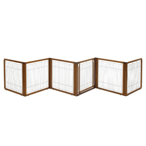 Richell-3-in-1-Convertible-Elite-Pet-Gate-0