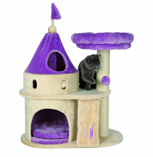 TRIXIE-Pet-Products-My-Kitty-Darling-Castle-0