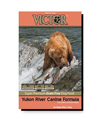 Victor-Dog-Food-Grain-Free-Yukon-River-Salmon-and-Sweet-Potato-30-Pound-0