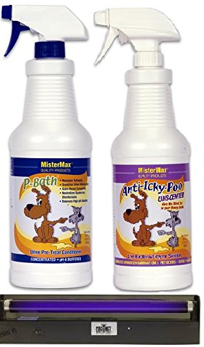 Anti-Icky-Poo-Unscented-Odor-Remover-and-P-bath-Pre-treater-Combo-Quarts-with-24-Blacklight-0