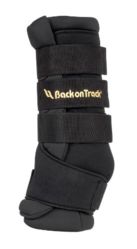 Back-on-Track-2-Piece-13-by-157-Inch-Therapeutic-Horse-Royal-Quick-Wrap-Small-0