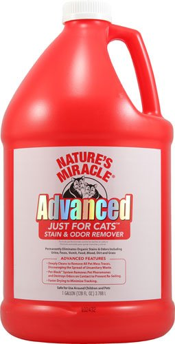 Natures-Miracle-Advanced-Just-for-CatsTM-Stain-and-Odor-Remover-1-Gallon-0