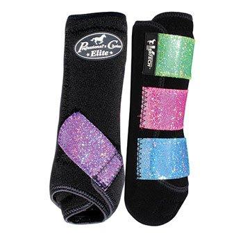 Pro-Choice-Boots-VenTECH-Sports-Medicine-4-Pack-M-Glitter-Royal-Bl-VE4-0