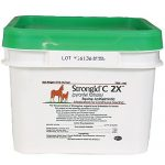 Zoetis-10-lb-Strongid-C-2X-Daily-Pellet-Strongyles-Dewormer-to-Mix-in-Food-Last-Roughly-80-Days-0