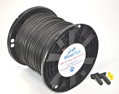 14-Gauge-Heavy-Duty-Superior-Pro-Dog-Fence-Wire-2000-Ft-Continuous-Wire-0