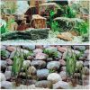19-Inch-Height-Double-Sided-Aquarium-Background-Large-Rocks-Decorations-0