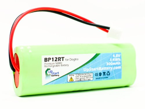 2x-Pack-BP12RT-BP20R-Transmitter-and-Receiver-Battery-for-Dogtra-300M-YS500-302M-280-NCP-Dog-Training-Collars-0-2