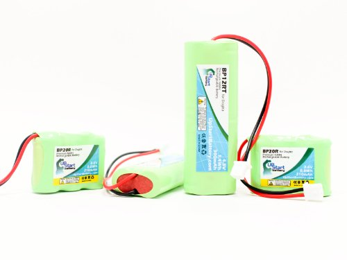 2x-Pack-BP12RT-BP20R-Transmitter-and-Receiver-Battery-for-Dogtra-300M-YS500-302M-280-NCP-Dog-Training-Collars-0
