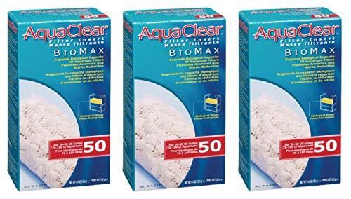 3-Pack-Aquaclear-50-gallon-Biomax-0
