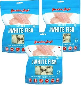 3-Pack-Grandma-Lucys-Freeze-Dried-Whitefish-Pet-Treat-24-Ounces-each-0