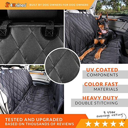 4Knines-Dog-Seat-Cover-Without-Hammock-for-Cars-SUVs-and-Small-Trucks-0-2