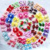 50pcspack-Cute-New-Dog-Hair-Bows-Pairs-Rhinestone-Pearls-Flowers-Topknot-Mix-Styles-Dog-Bows-Pet-Grooming-Products-Mix-Colors-Pet-Hair-Bows-Topknot-Rubber-Bands-0