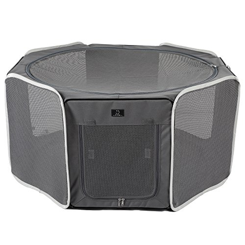 A4Pet-46-Pet-Playpen-Headerquter-for-Cat-and-Puppy-0