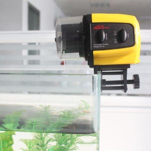 ADA-Timed-Aquarium-Fish-Food-Automatic-Feeder-Moisture-Proof-Adjustable-0-0