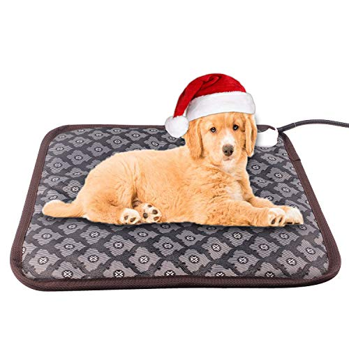 Aiicioo-Dog-Heating-Pad-Pet-Heating-pad-for-Dog-Indoor-with-Ultra-Soft-Cover-Chew-Resistant-Cord-Heated-Bed-0
