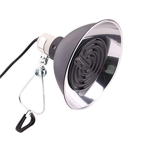 Aiicioo-High-Watt-110-Volt-Ceramic-Heat-Emitter-for-Reptiles-or-Amphibians-Infrared-Heater-Emitter-250-Watt-Black-0-0