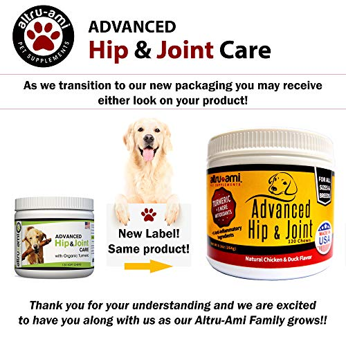 Altru-Ami-Best-Glucosamine-Chondroitin-MSM-for-Dogs-Vitamin-C-E-Turmeric–Hip-Joint-Supplement-Advanced-Canine-Care–Help-Relieve-Arthritis-Hip-Pain-Dysplasia-Made-in-USA-120-Soft-Chews-0-0