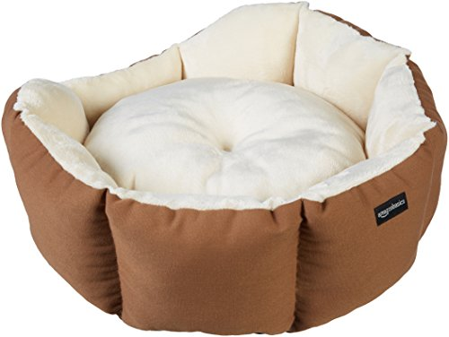 AmazonBasics-20in-Pet-Bed-For-Cats-or-Small-Dogs-0