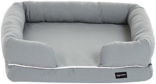 AmazonBasics-Pet-Sofa-Lounger-Bed-0