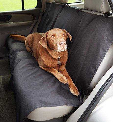 AmazonBasics-Waterproof-Car-Bench-Seat-Cover-for-Pets-0