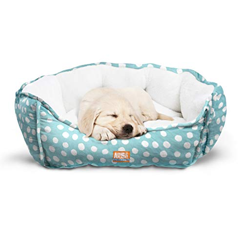 Animal-Planet-Cuddly-Pet-Bed-with-Durable-Fabrics-Multiple-Colors-Sizes-and-Styles-Available-0