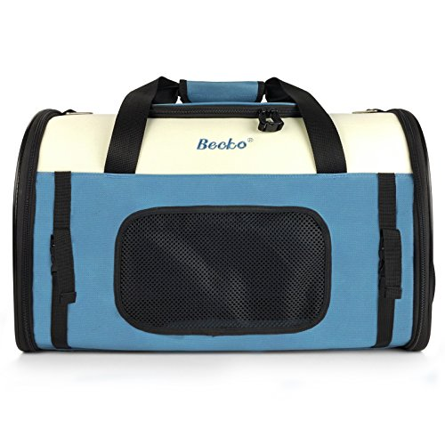 Becko-Expandable-Foldable-Pet-Carrier-Travel-Handbag-with-Padding-and-Extension-0-0