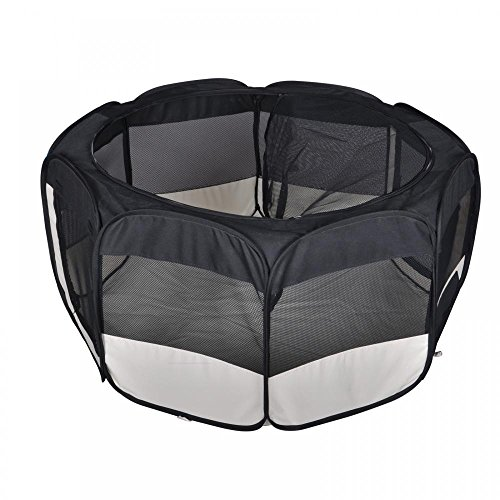 BestPet-Small-Pet-Dog-Cat-Tent-Playpen-Exercise-Play-Pen-Soft-Crate-0