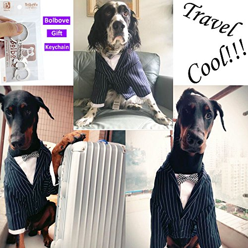 Bolbove-Medium-to-Large-Dogs-Formal-Tuxedo-Handsome-Party-Suit-Striped-Wedding-Bow-Tie-Outfit-0-1
