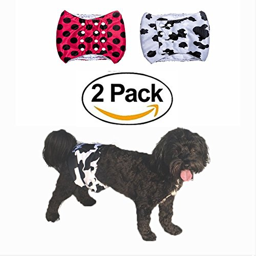 Brookes-Best-Belly-Bands-for-Male-Dogs-Washable-Reusable-Male-Wraps-Premium-2-Pack-Dog-Diapers-0-0
