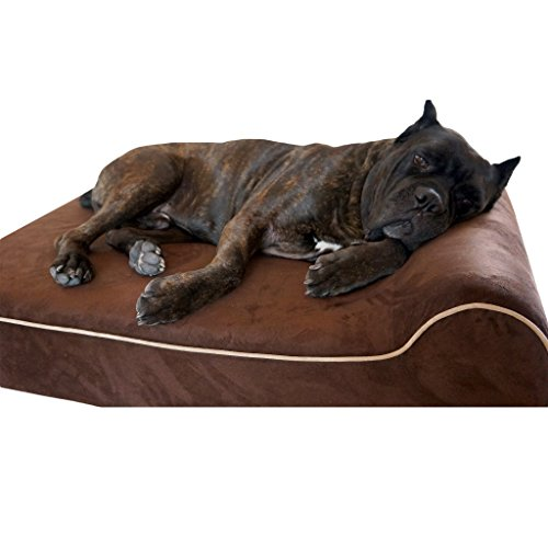 Bully-Beds-Orthopedic-Memory-Foam-Dog-Bed-Waterproof-Bolster-Beds-for-Large-and-Extra-Large-Dogs-Durable-Pet-Bed-for-Big-Dogs-0
