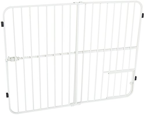 Carlson-Extra-Tall-Metal-Expandable-Pet-Gate-0-0